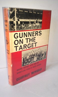 Image for Gunners on the Target - Arsenal F C 1886-1961