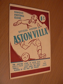 Image for Aston Villa Official History