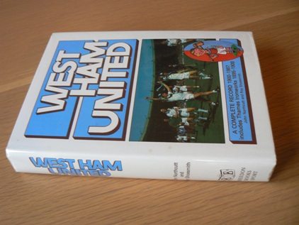 Image for West Ham United - Complete Record 1895 - 1987