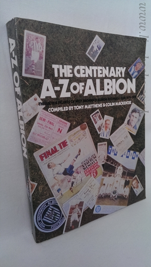 Image for The Centenary A-Z Of Albion.