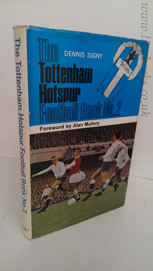 Image for The Tottenham Hotspur Football Book # 2