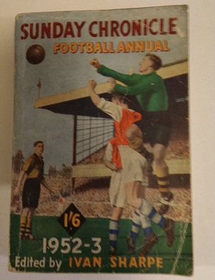 Image for Sunday Chronicle Football Annual 1952-53