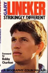 Image for Gary Lineker - Strikingly Different.
