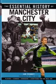 Image for The Essential History Of Manchester City.