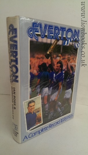 Image for Everton - Complete Record 1878 - 1985.