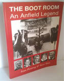 Image for The Boot Room - an Anfield Legend