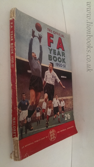 Image for FA Yearbook 1950-51