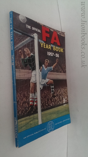 Image for FA Yearbook 1957-58