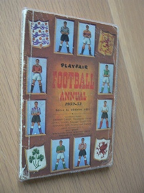 Image for Playfair Football Annual 1952-53