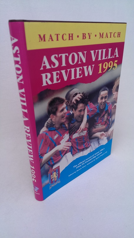 Image for Aston Villa Review 1995