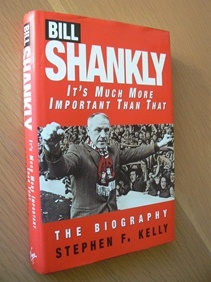 Image for Bill Shankly - It's Much More Important Than That