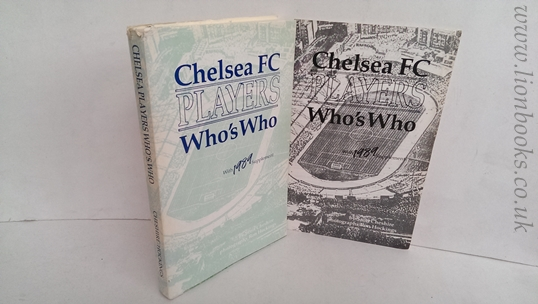 Image for Chelsea FC Players Who's Who