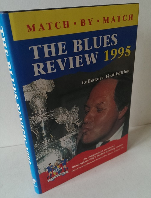 Image for The Blues Review 1995