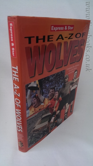 Image for The A - Z of Wolves.