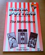 Image for Master Potters of Stoke City F.C. - The Midfielders