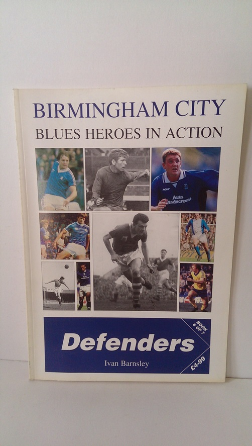 Image for Birmingham City - Blues Heroes in Action Defenders
