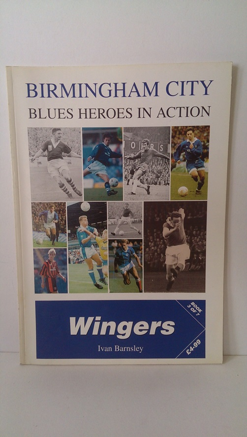 Image for Birmingham City - Blues Heroes in Action Wingers