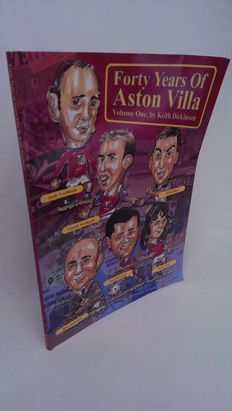 Image for Forty Years of Aston Villa - Volume One