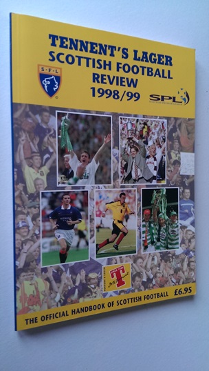 Image for Scottish Football League Review 1998-99