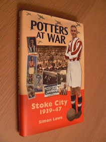 Image for Potters at War: Stoke City 1939-47