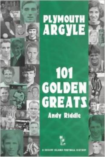 Image for Plymouth Argyle 101 Golden Greats
