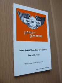 Image for Special Tools for Harley Davidson: Where to Get Them, How to Use Them