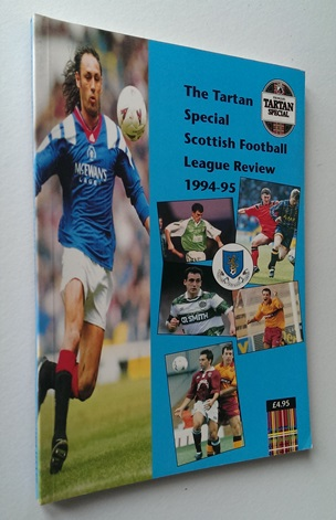 Image for Scottish Football League Review 1994-95
