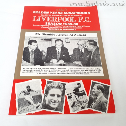 Image for Eddie's Golden Years Scrapbooks of Liverpool Football Club: Season 1959-60