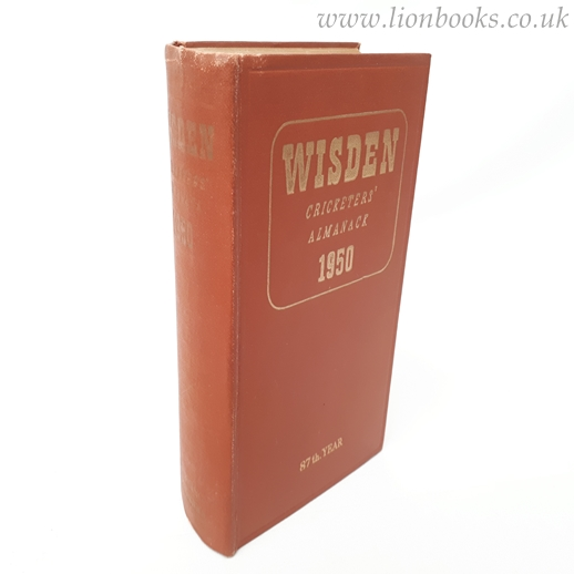 Image for Wisden Cricketers' Almanack 1950