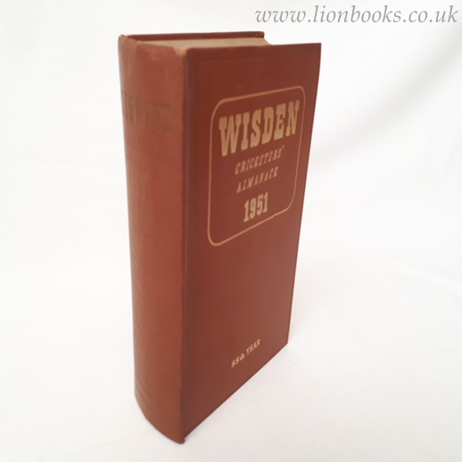 Image for Wisden Cricketers' Almanack 1951