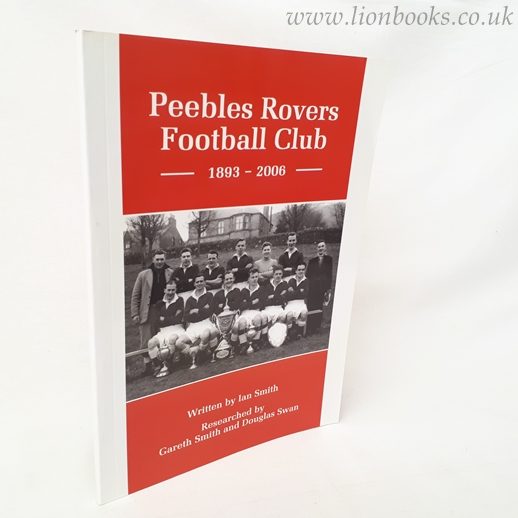 Image for Peebles Rovers Football Club 1893 - 2006