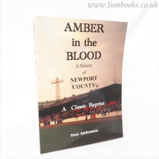 Image for Amber in the Blood A Classic Reprint