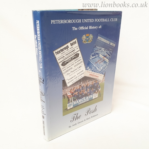 Image for Peterborough United F.C.: The Official History of the Posh