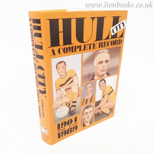 Image for Hull City: A Complete Record, 1904-1989