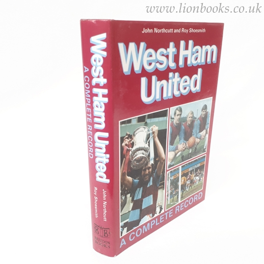 Image for West Ham: a Complete Record, 1900-93