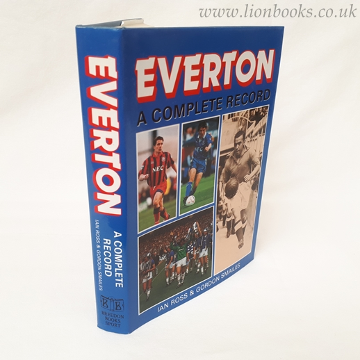 Image for Everton: a Complete Record, 1878-1993