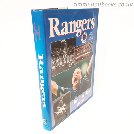 Image for Glasgow Rangers: a Complete Record