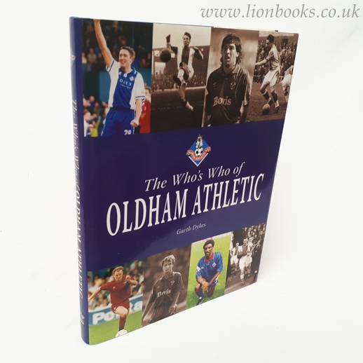 Image for The Who's Who of Oldham Athletic