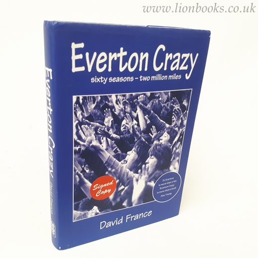 Image for Everton Crazy: Sixty Seasons, Two Million Miles