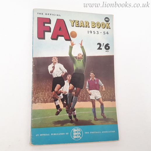 Image for The Official F.A. Year Book 1953-54