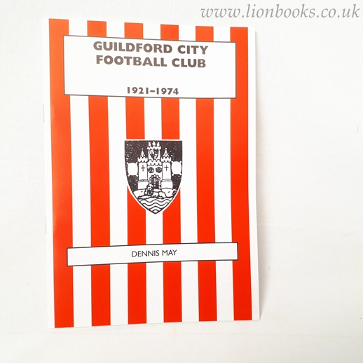 Image for Guildford City Football Club 1921-1974