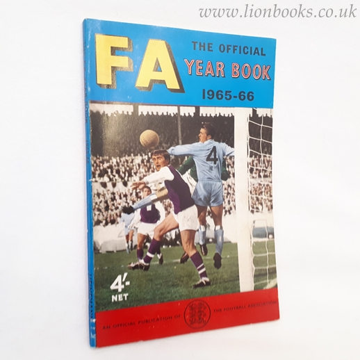 Image for The Official FA. Year Book 1965-66