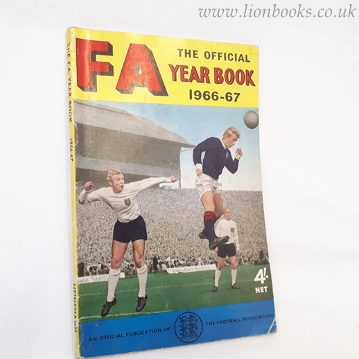 Image for The Official F. A. Year Book 1966-67