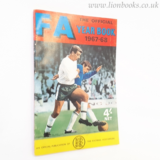 Image for The Official FA Year Book 1967-68