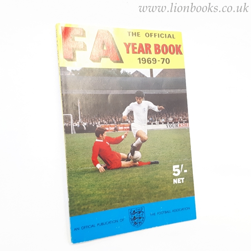 Image for The Official FA Year Book 1969-70