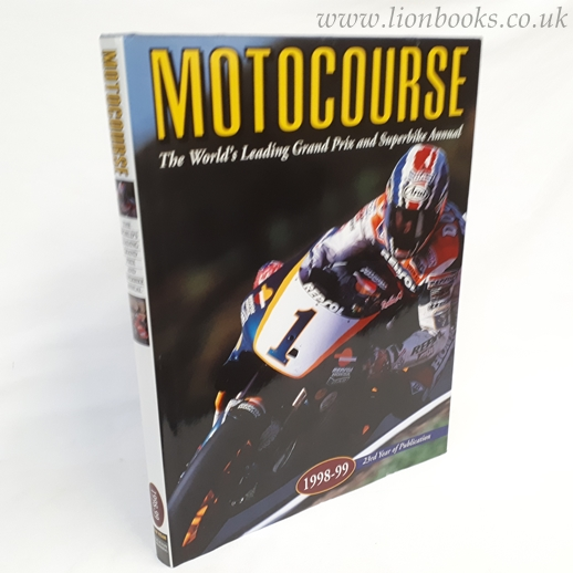 Image for Motocourse 1998-1999 The World's Leading Grand Prix and Superbike Annual