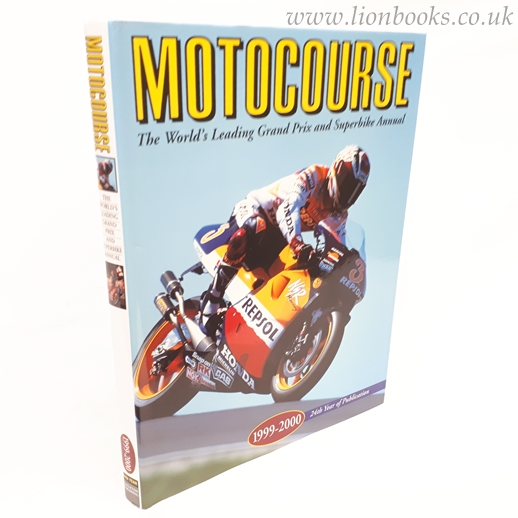Image for Motocourse 1999-2000 The World's Leading Grand Prix and Superbike Annual