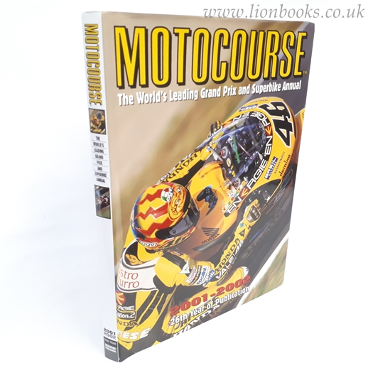 Image for Motocourse 2001-2002 The World's Leading Grand Prix and Superbike Annual