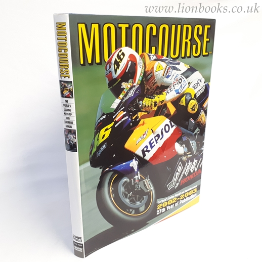 Image for Motocourse 2002-2003 The World's Leading Grand-Prix and Superbike Annual