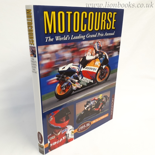 Image for Motocourse 1995-1996 The World's Leading Grand Prix and Superbike Annual